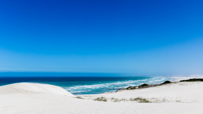 White dunes of De Hoop Nature Reserve, South Africa