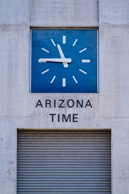 Arizona watch at Hoover Dam, USA