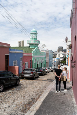 Mosque in Bo-Kaap, Capetown, South Africa