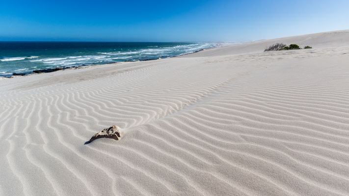White dunes at De Hoop Nature Reserve, South Africa