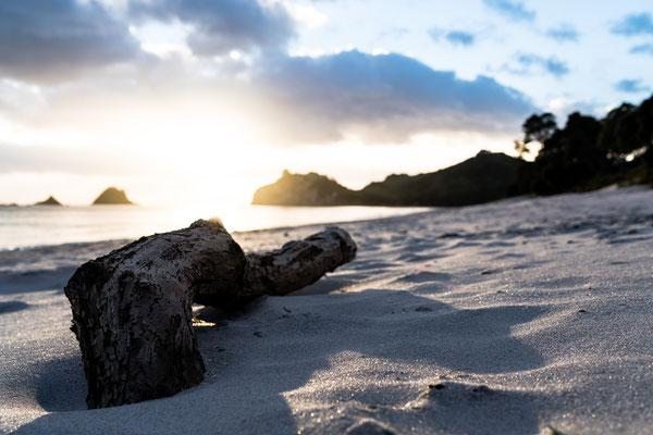 Sunrise at Hahei Beach, Coromandel Peninsula