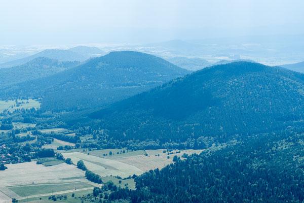 Chaine de Puys, Auvergne