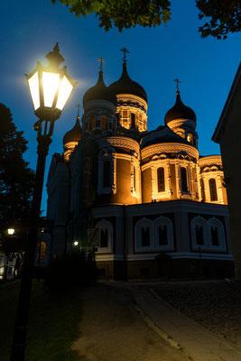 Orthdox church in Tallinn, Estonia