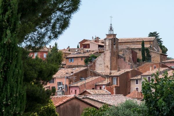 Looking at Roussillon