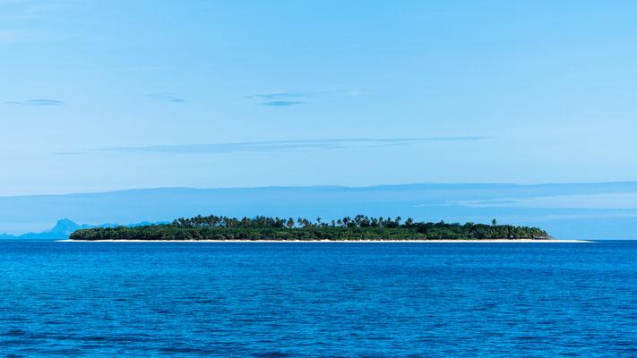 Small island of Yasawa islands, Fiji