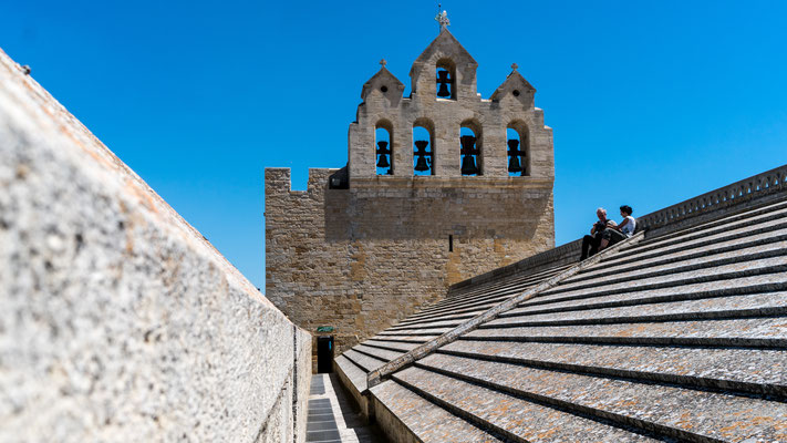 It is worth going up the Notre Dame church to enjoy some views around town.