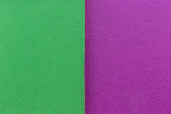 Wall colours of Bo-Kaap, Capetown, South Africa