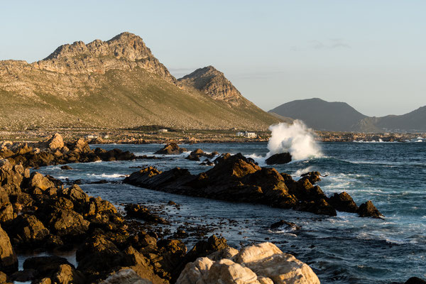 Rooi-Els seascape, South Africa