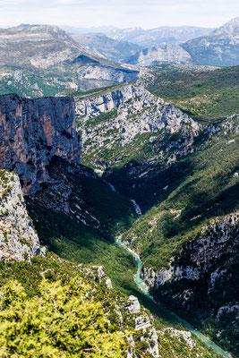 Gorges du Verdon in France
