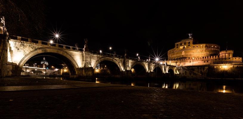Castle Sant'Angelo bridge