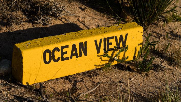 Rooi-Els street Ocean View, South Africa