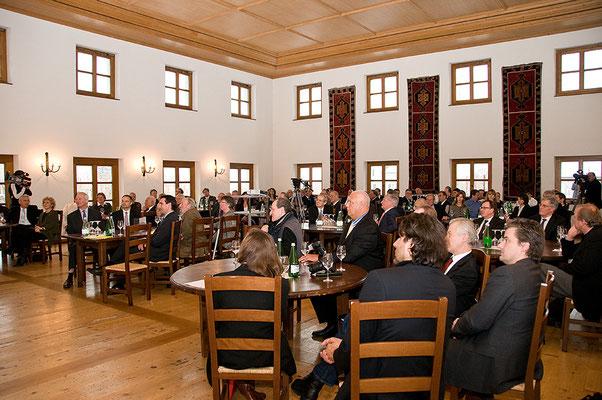 Festakt 40 Jahre Liechtensteiner Presseclub