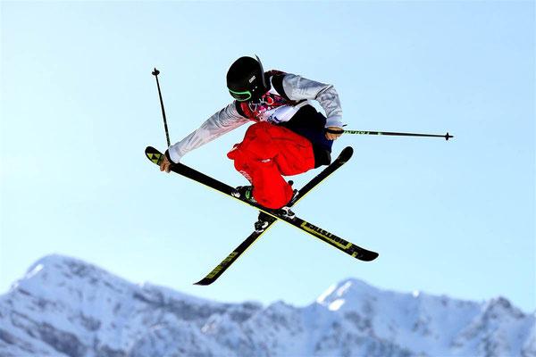 Ski acrobatique (sce : Ski La Réserve)