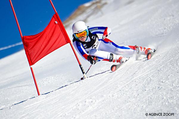 Ski aplin (sce : Ski Alpin - Ski Nordique)