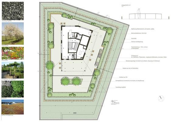 Ausführungsplanung Demenzgarten