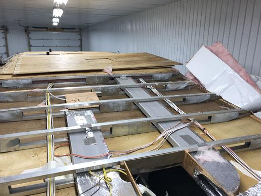 Réfection de toit de vr