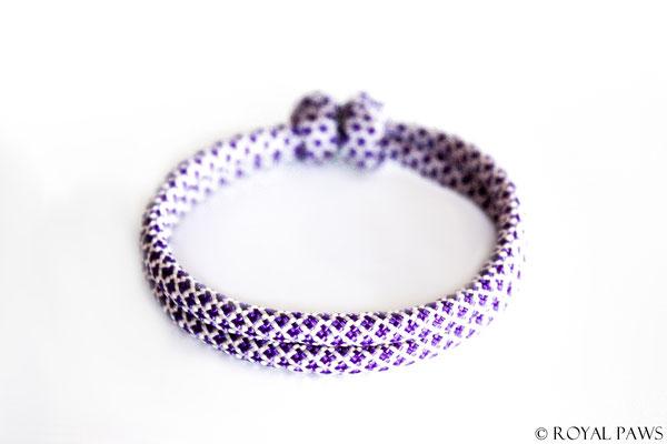 DIAMOND white / purple
