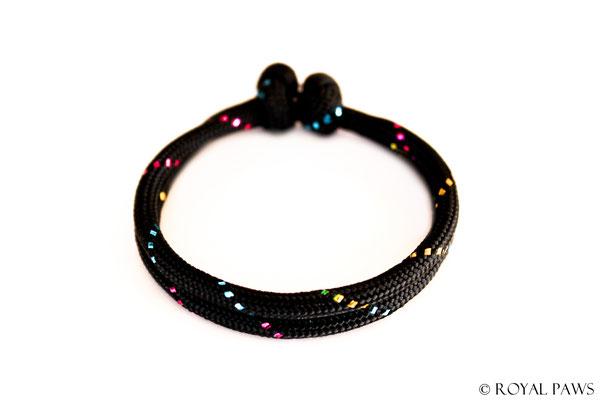 GLITTER black / multicolor