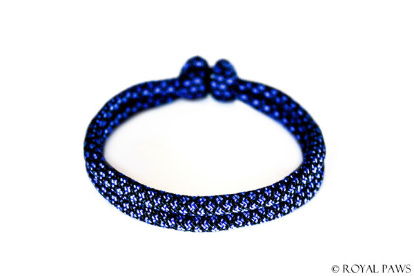 DIAMOND black / royalblue