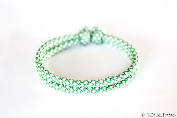 DIAMOND mint / white