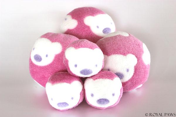 """Sweet Teddy"" rosa"