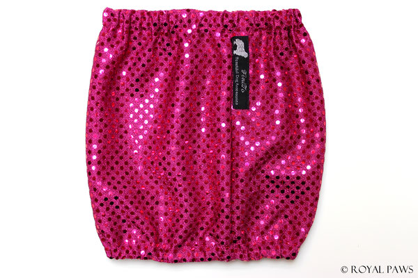 pink Lurex with pink sequins