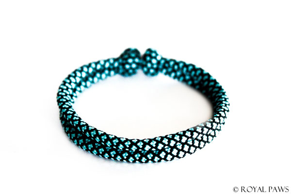 DIAMOND black / turquoise