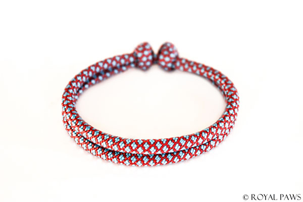 DIAMOND red / light blue