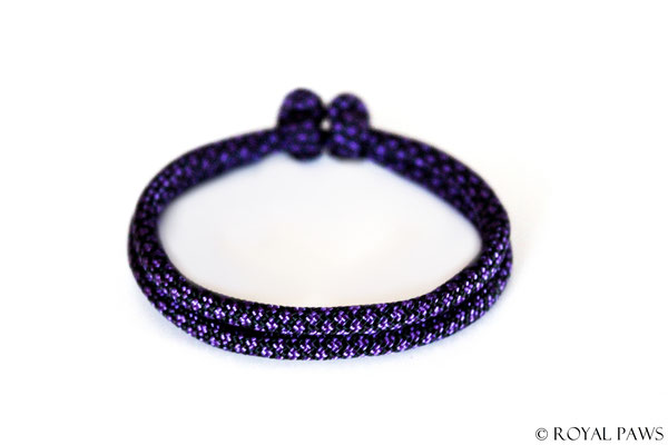 DIAMOND black / purple