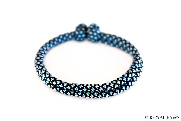 DIAMOND black / light blue