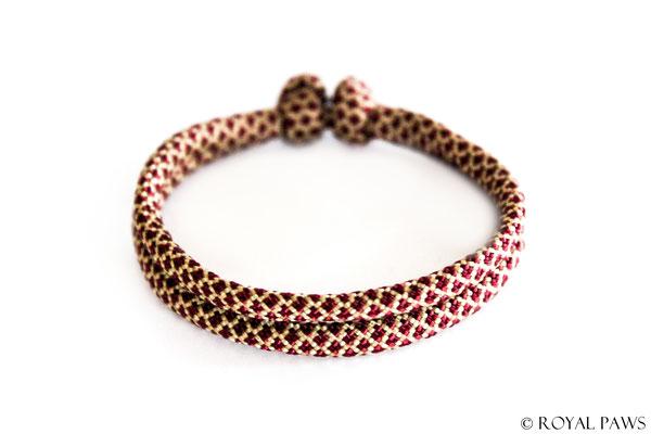 DIAMOND gold / bordeaux-red