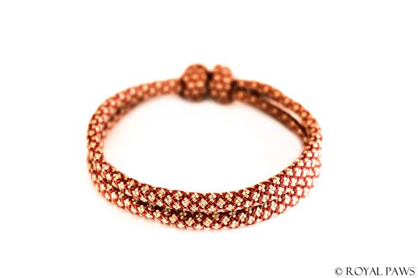 DIAMOND bordeaux-red / gold