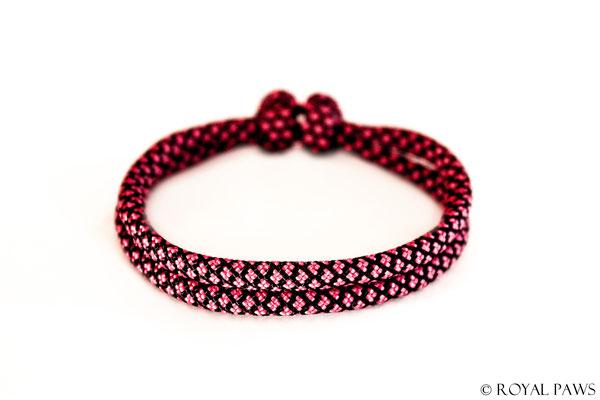DIAMOND schwarz / pink