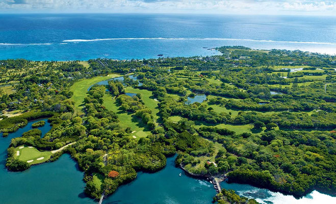 Golf de l'Ile Maurice Belle Mare THE LEGEND