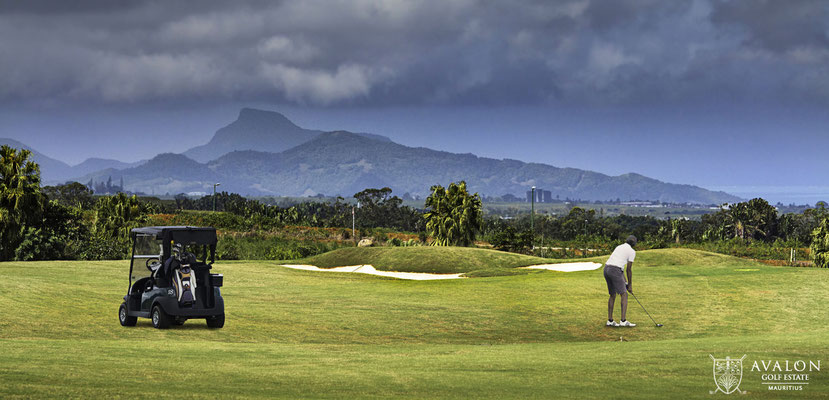 Golf Ile Maurice AVALON GOLF ESTATE