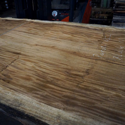 Parota Table tops Hamburg warehouse dining table