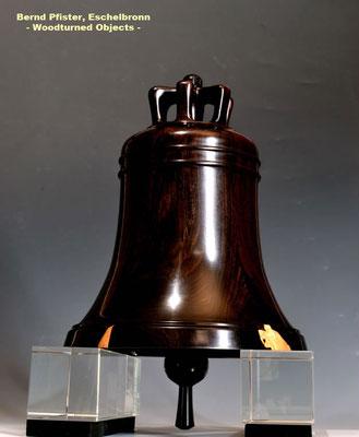 Glocke aus Grenadill - Bernd Pfister