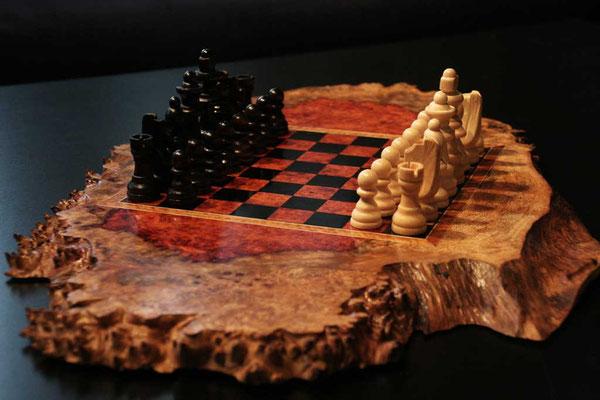 Schachbrett aus Amboina - Lukas Kowalski