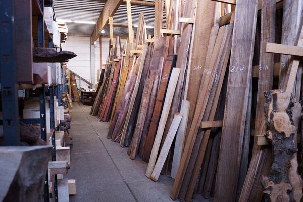 Einzel-Bohlen für Tischler, Möbelbauer, Schreiner und Heimwerker