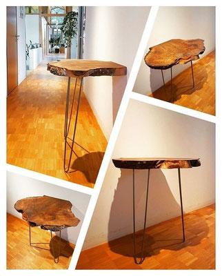 Nussbaum Tisch - Max-Emanuel Philipps