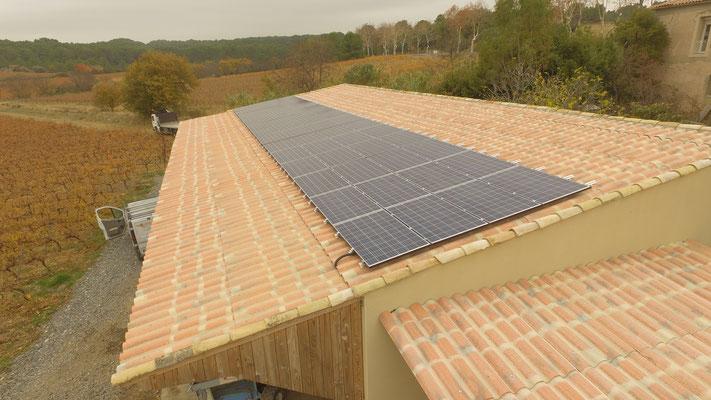 installateur photovoltaique montagnac