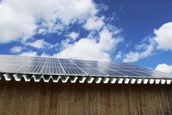 toiture panneau solaire