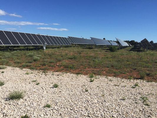 louez terrain ferme solaire