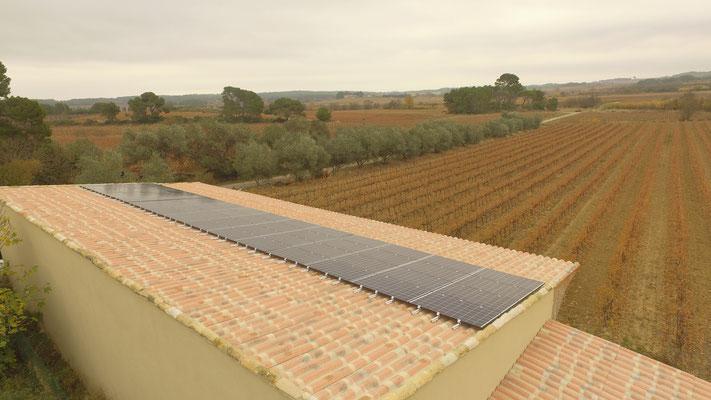 installateur panneau photovoltaique clemont l'hérault