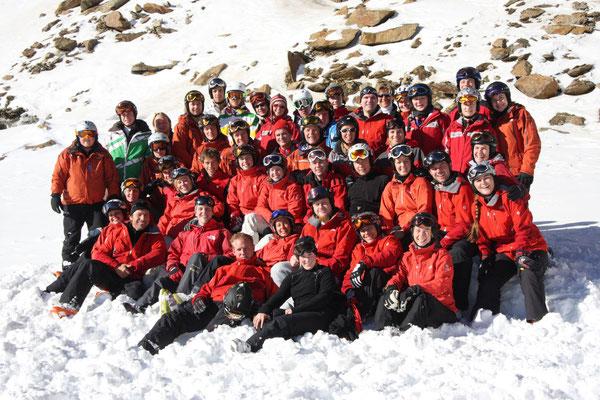 Skilehrerausbildung 2008