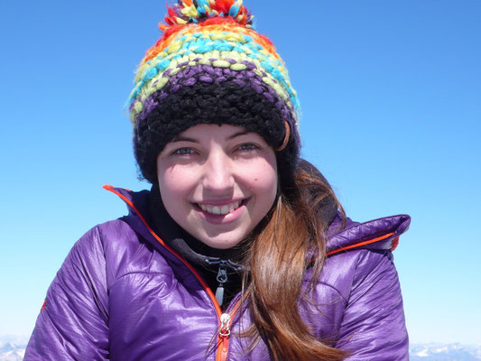 Skikurse Jugend 13 -18 Jahre_Kind mit Skimütze