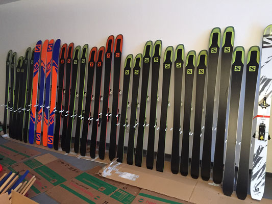 Freeridedepot: Salomon QST 106, 99, 92 mm