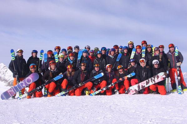 Mountain Spirit Team 2017/18