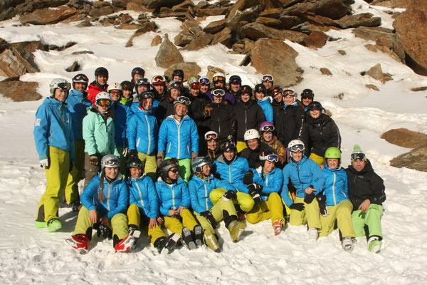 Skilehrerausbildung 2011