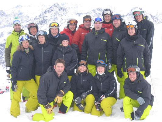 Skilehrerausbildung 2009